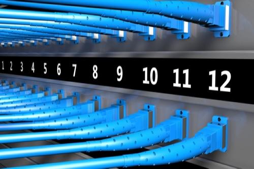 Imatge Optical fiber server